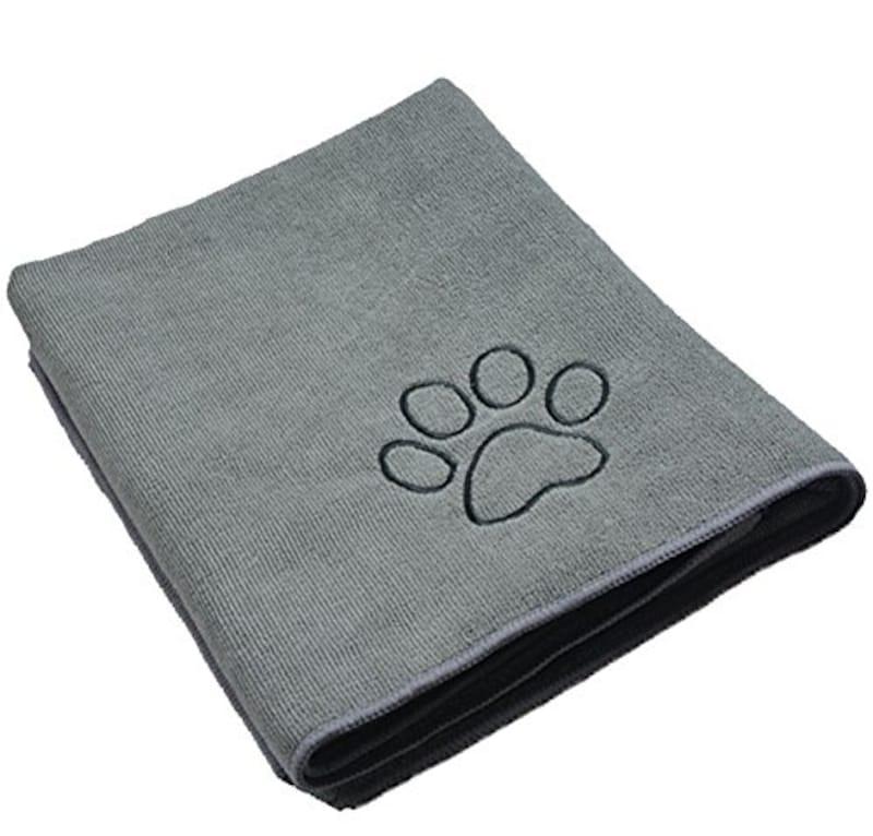 SINLAND,マイクロファイバー ペット用タオル