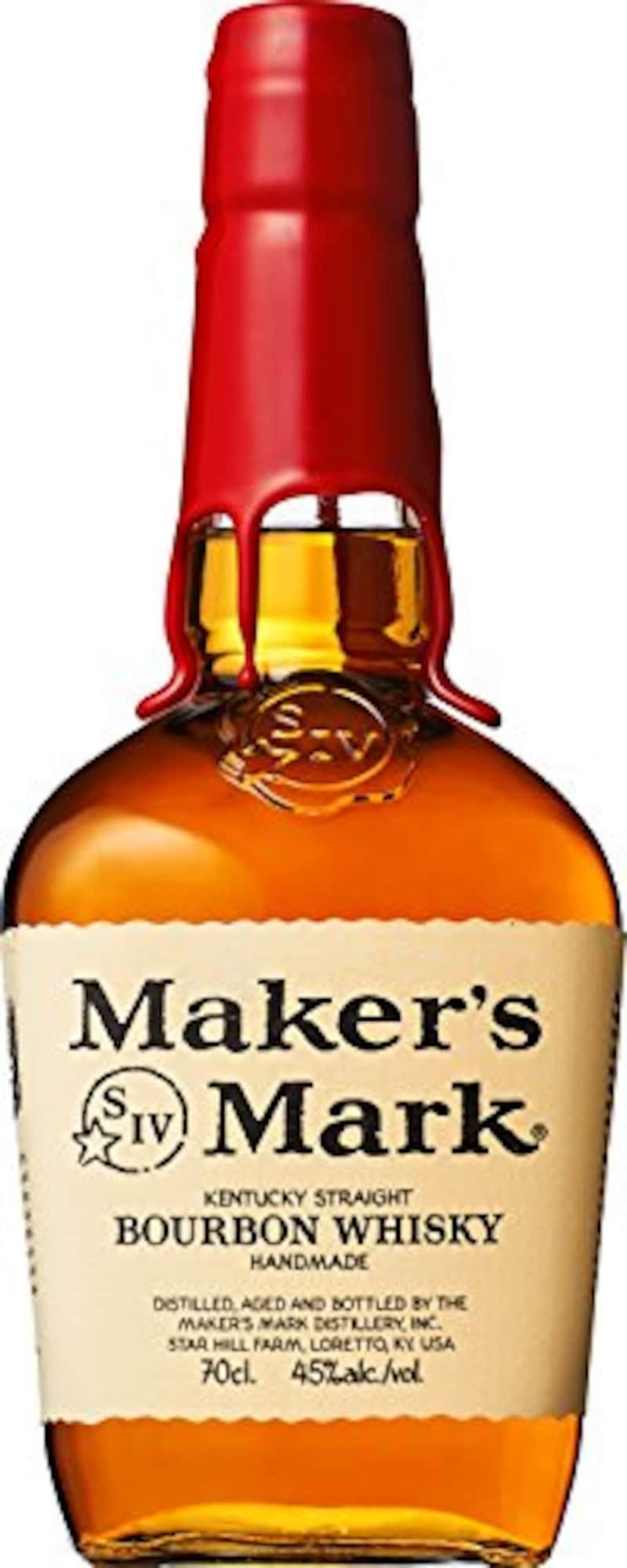 MAKER'S MARK(メーカーズマーク),バーボンウイスキー,-