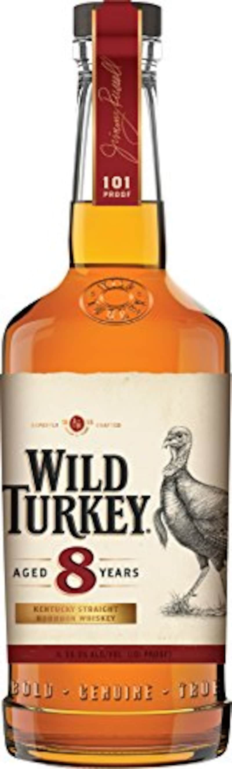 WILD TURKEY (ワイルドターキー),ワイルドターキー8年,-