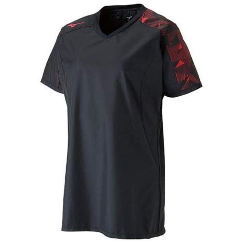 ミズノ,バレーボールウエア ブレーカーシャツ(半袖),V2ME8701