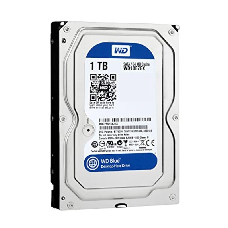 Western Digital,Western Digital HDD 内蔵ハードディスク 1TB,WD10EZEX