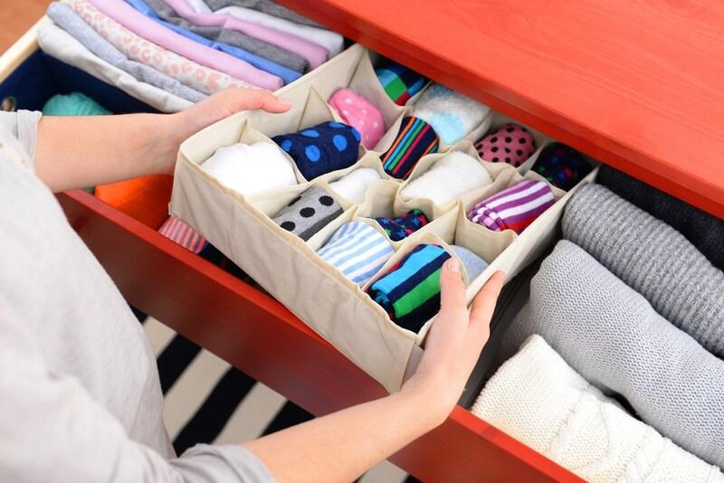 引き出し仕切りのおすすめ人気ランキング9選|洋服、食器をきっちり整頓!