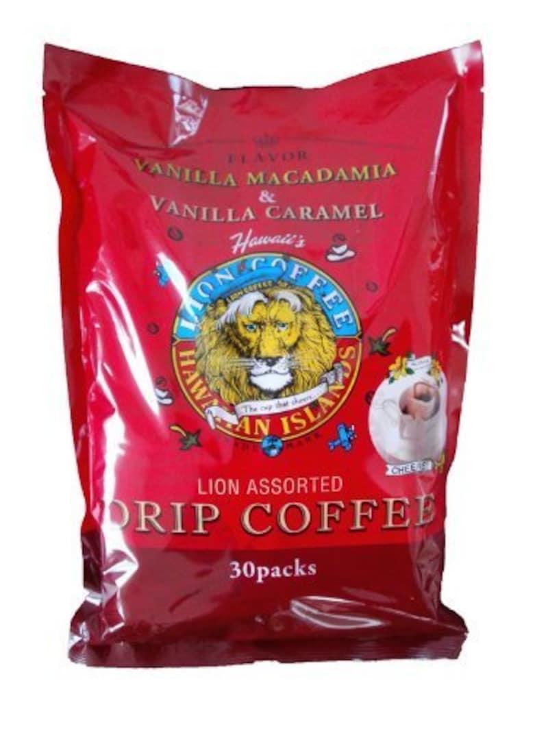 ライオンコーヒー,ドリップアソート,B00A730PL4
