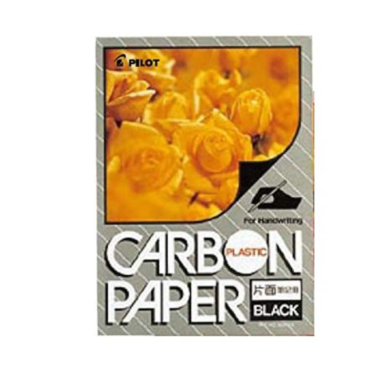 PILOT,プラスチックカーボン紙,PCP-P100B
