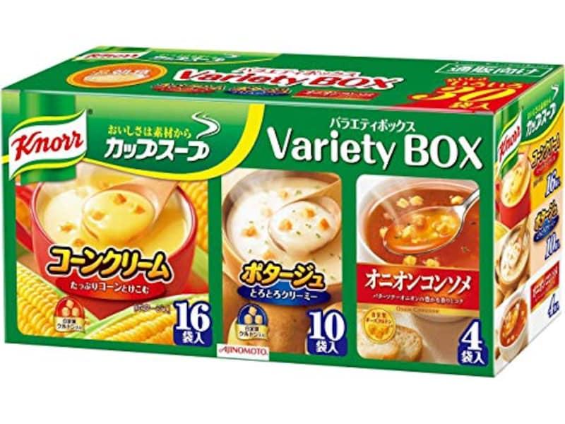 クノール,カップスープ バラエティボックス30袋入り