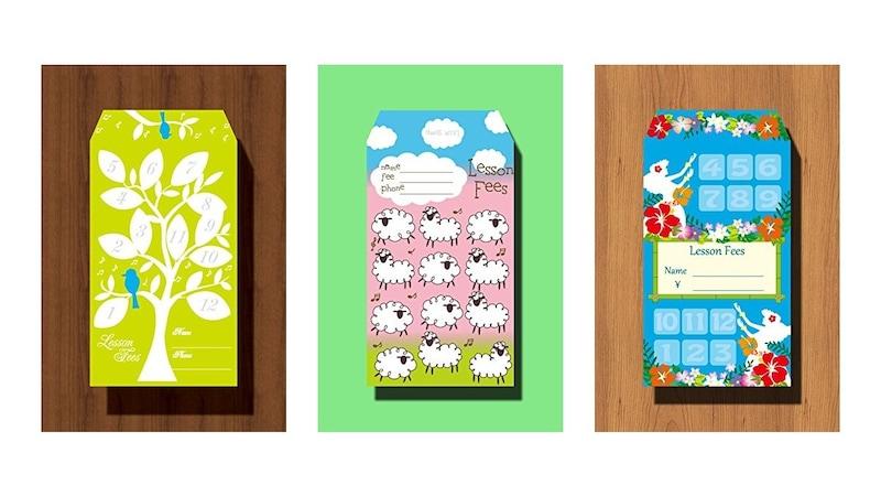 月謝袋・集金袋のおすすめ人気ランキング11選|子供が喜ぶかわいいデザインや丈夫なものは?