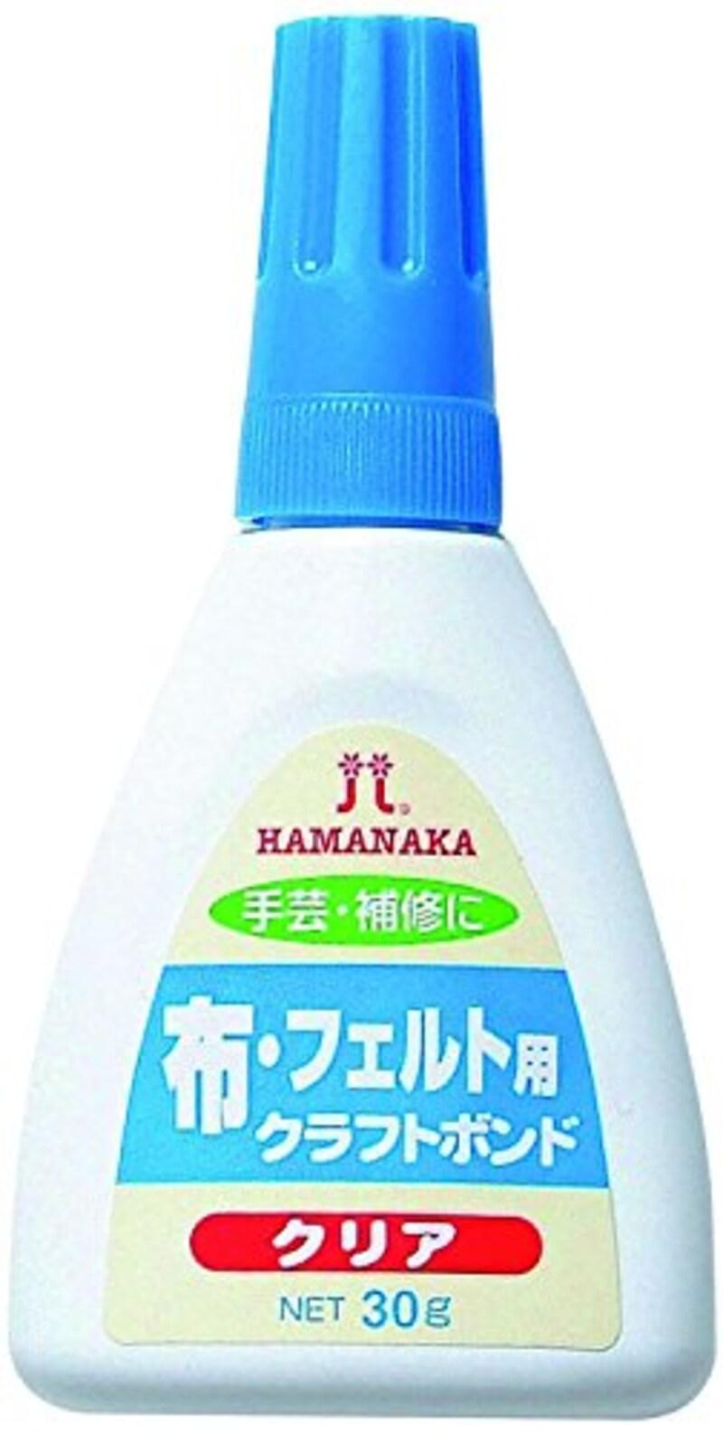 ハマナカ(HAMANAKA),布・フェルト用クラフトボンド,H464-012