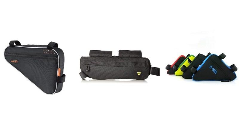フレームバッグのおすすめ11選|ボトルやスマホを収納!小型~大容量まで幅広く紹介