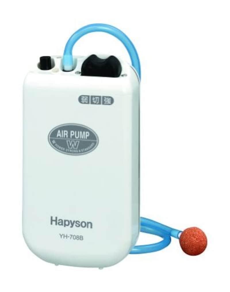 Hapyson(ハピソン),乾電池式エアーポンプ,YH-708B