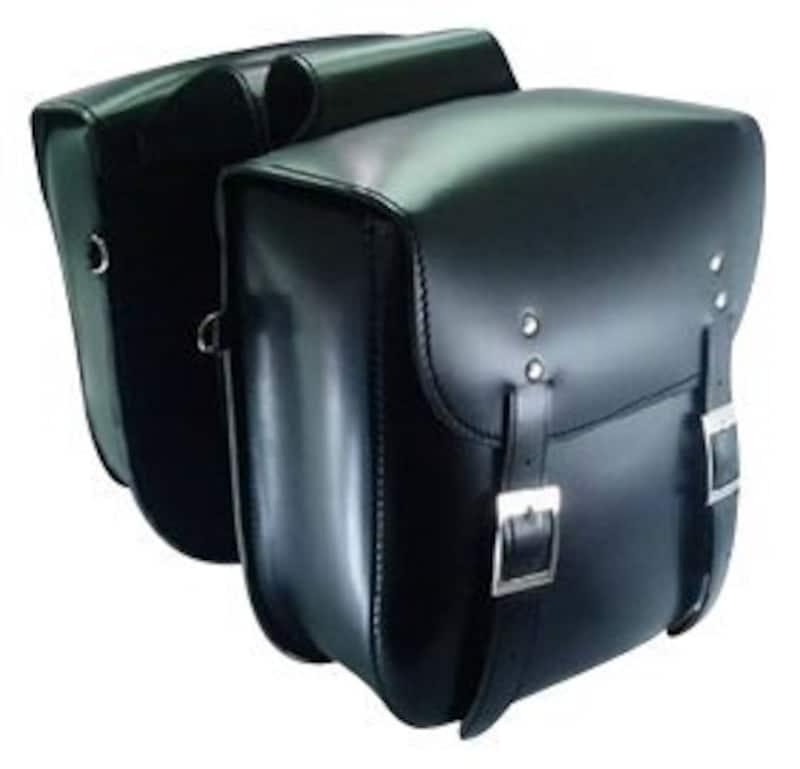 絆(Kizuna),高品質 バイク用サイドバッグ
