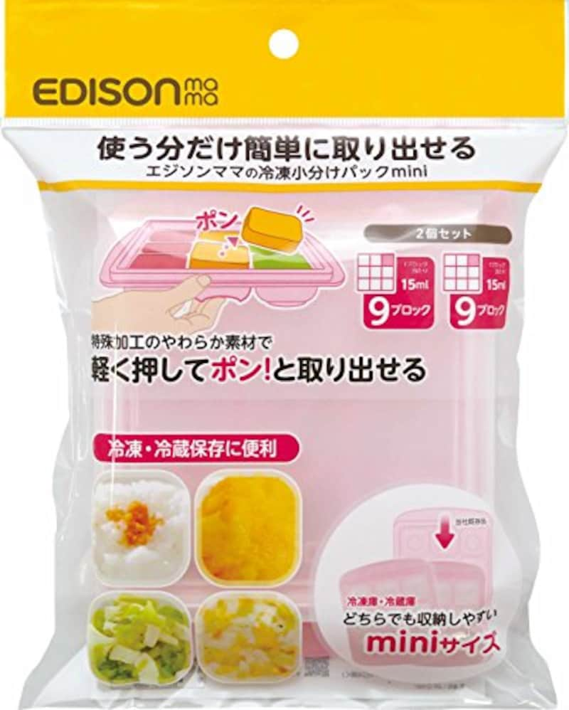 KJC,エジソンママ 冷凍小分けパック