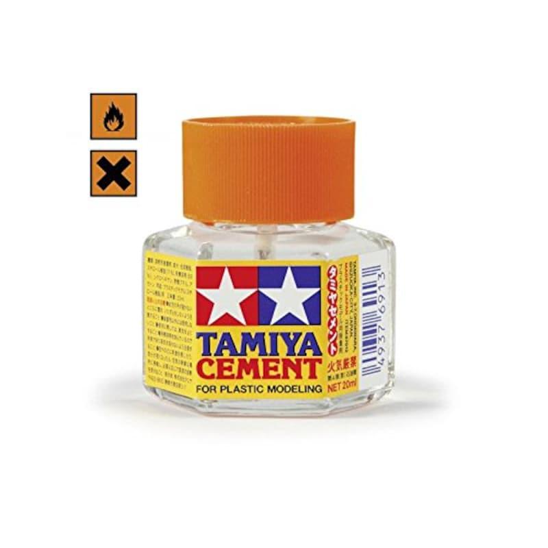 タミヤ,タミヤセメント 六角ビン 20ml