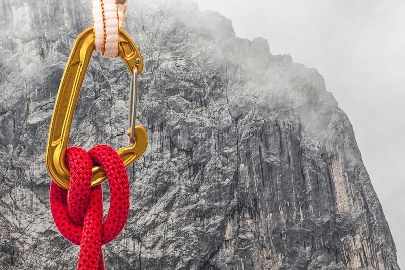 登山用カラビナおすすめ人気ランキング9選|安全に使用できるのは?