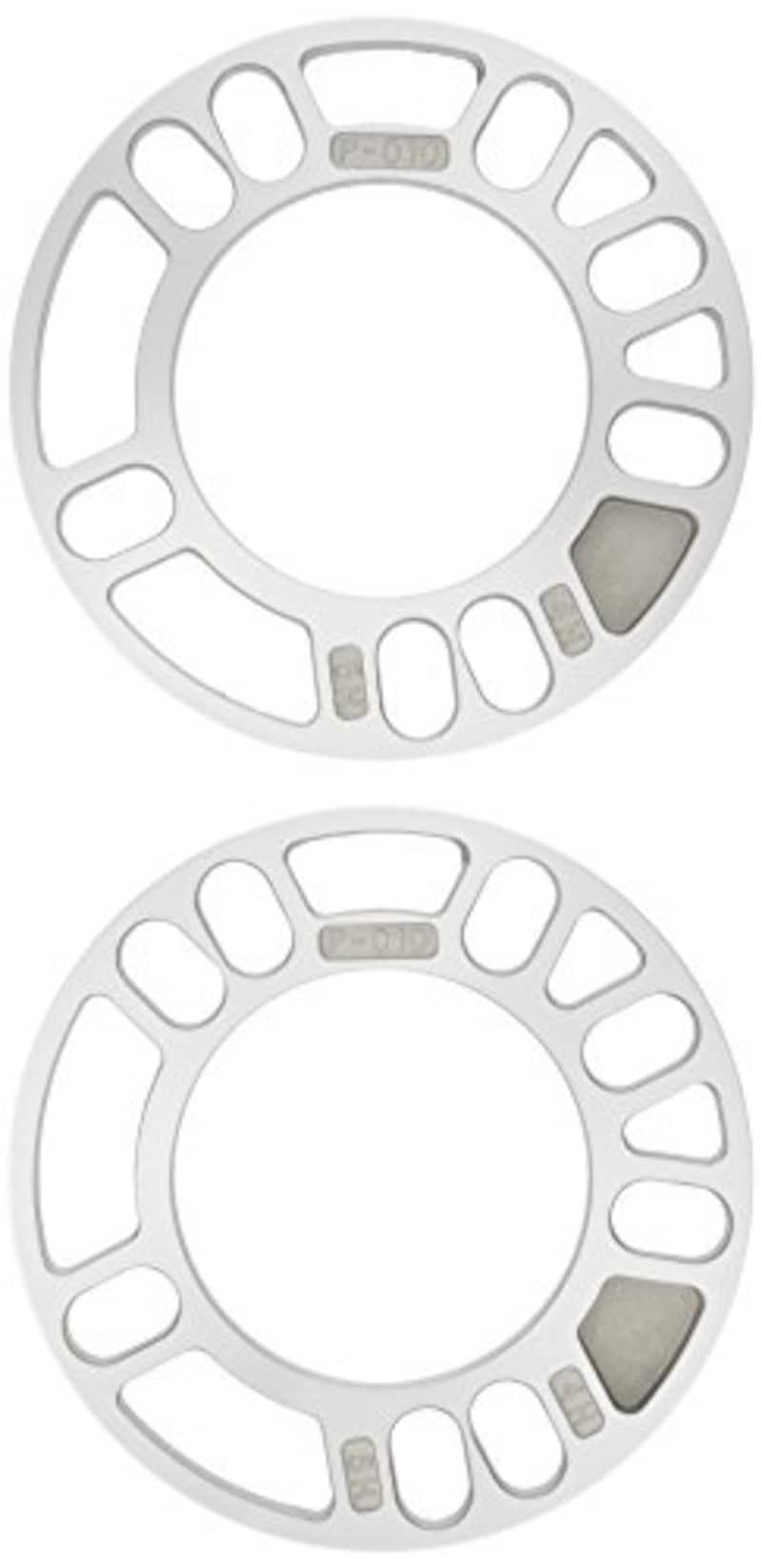 協栄産業,Wheel Spacer 10mm 4/5H,P-010-2P