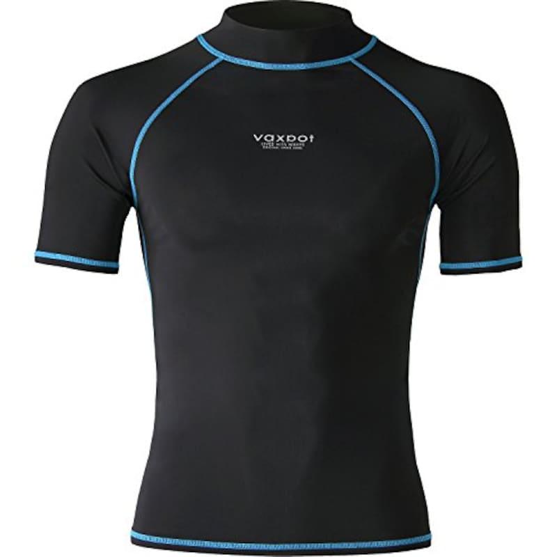 VAXPOT(バックスポット),ラッシュガード 半袖,VA-4010