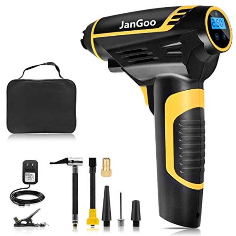 JanGoo,電動エアコンプレッサー