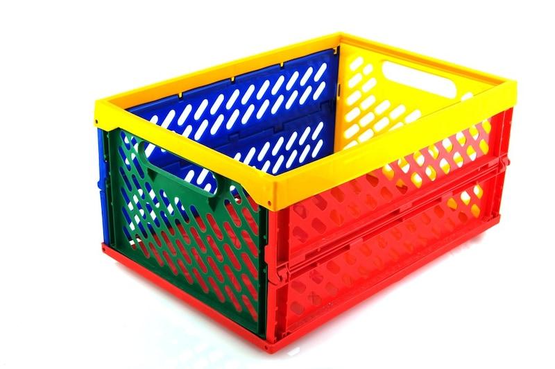 折り畳みコンテナおすすめ人気ランキング11選|キャリータイプや蓋つきが便利