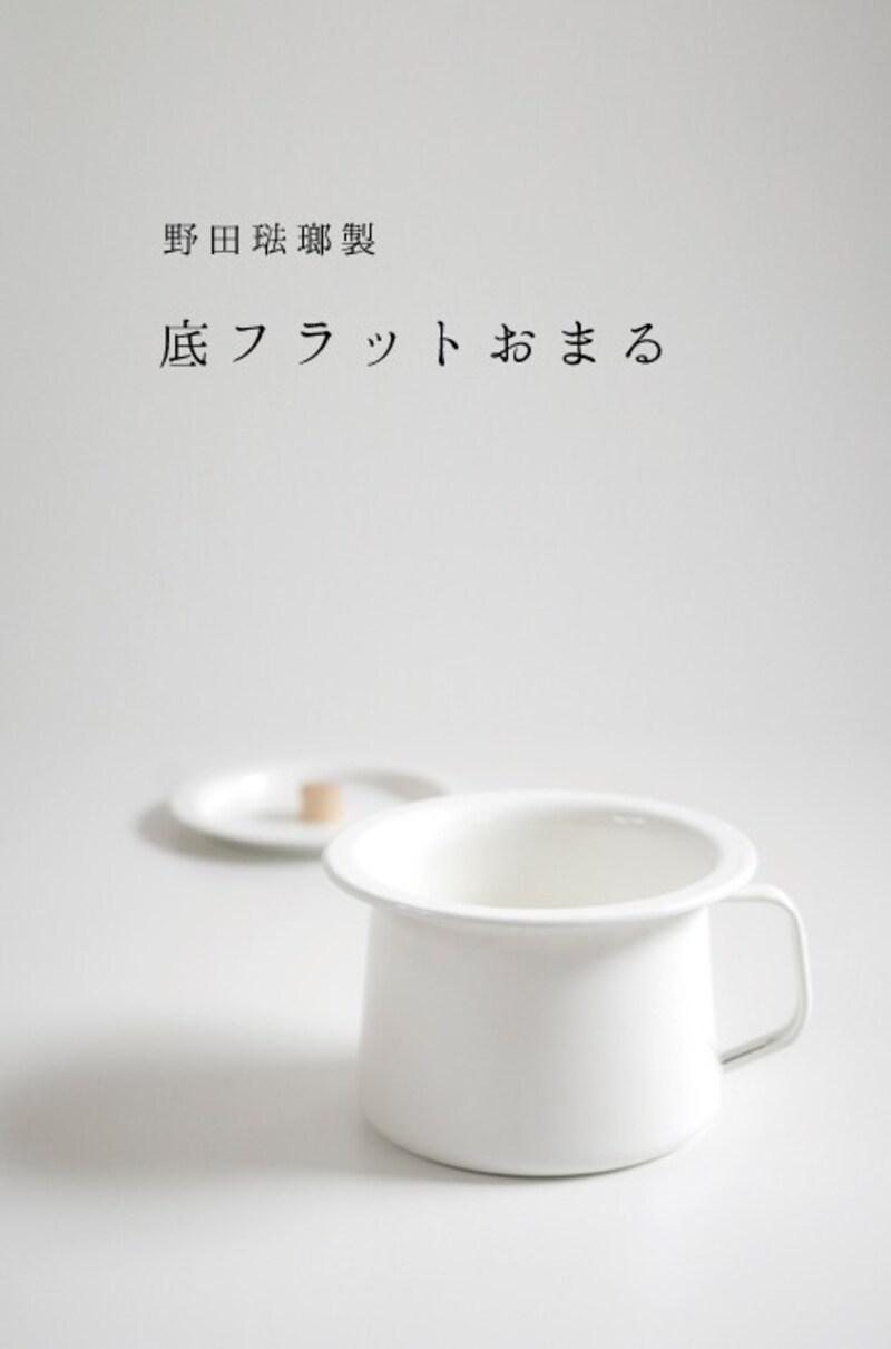 野田琺瑯,日本製ホーローおまる