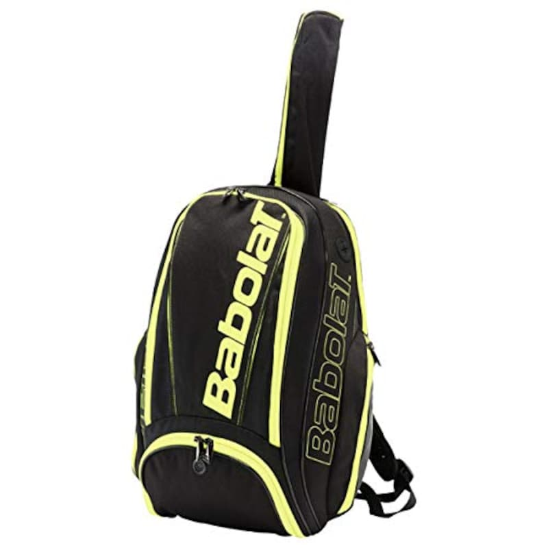 Babolat(バボラ) ,テニス バドミントン ラケット バックパック ピュアライン 1本収納,BB753047