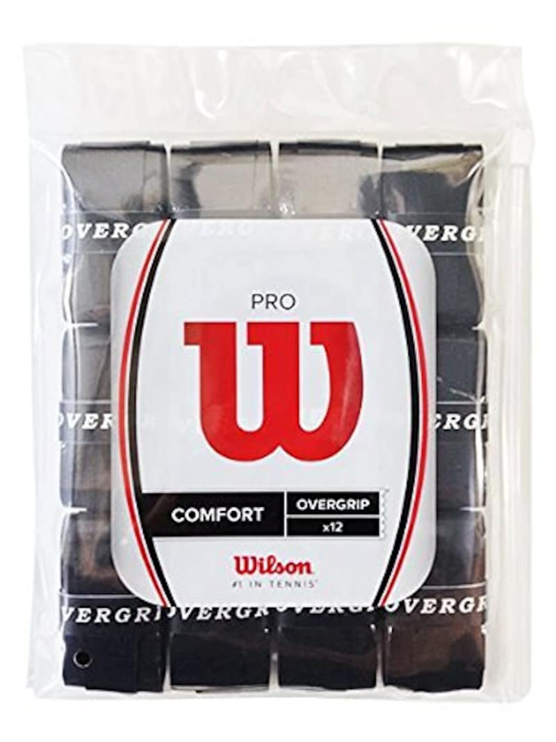 Wilson(ウイルソン),グリップテープ PRO OVERGRIP 12個入り