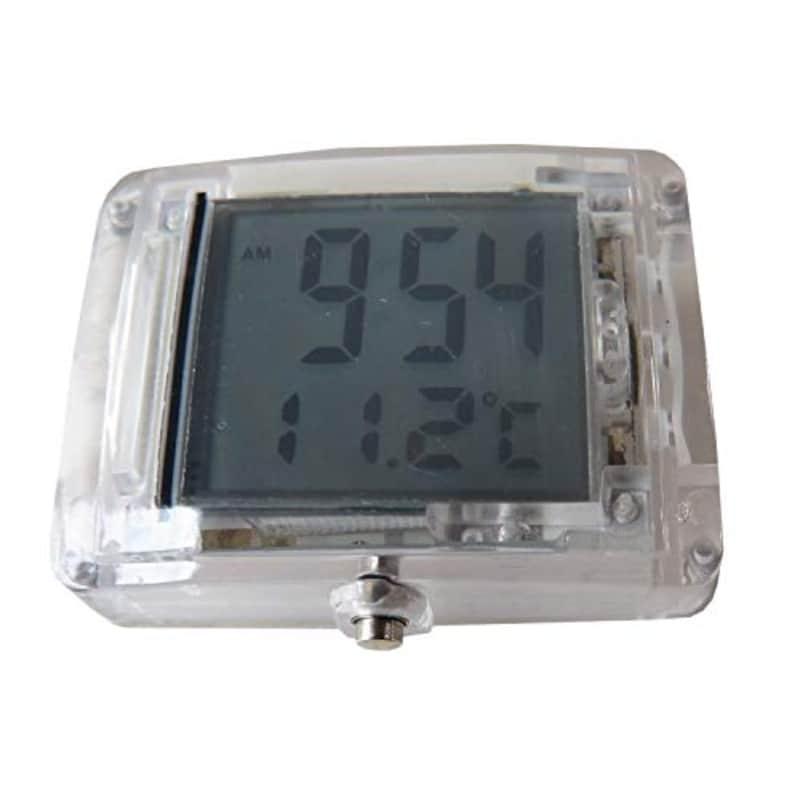 モーターヘッド,コンパクトクロック デジタル,MH08