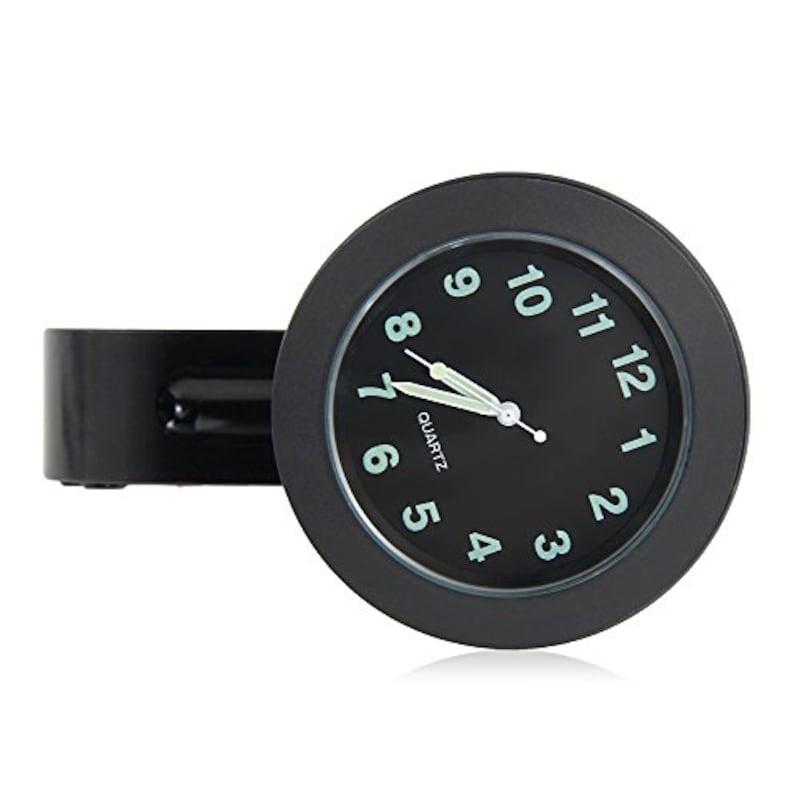 Sitrda,オートバイアクセサリーハンドルバーマウント時計,SCD-189