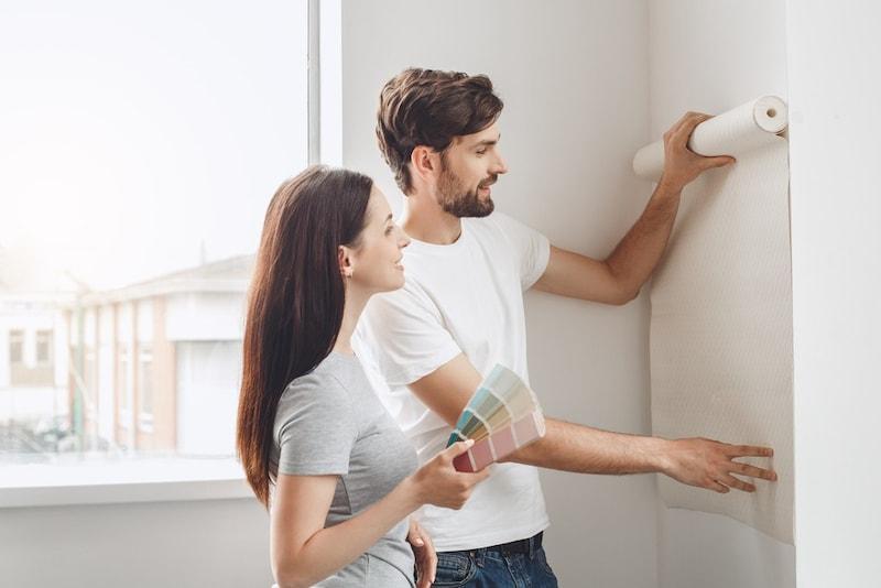 剥がせる 壁紙おすすめ人気ランキング10選|初心者はシールタイプが◎