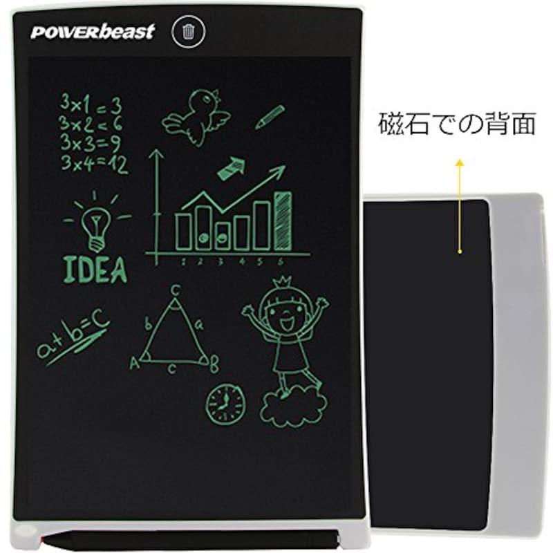 powerbeast,LCDライティングタブレット