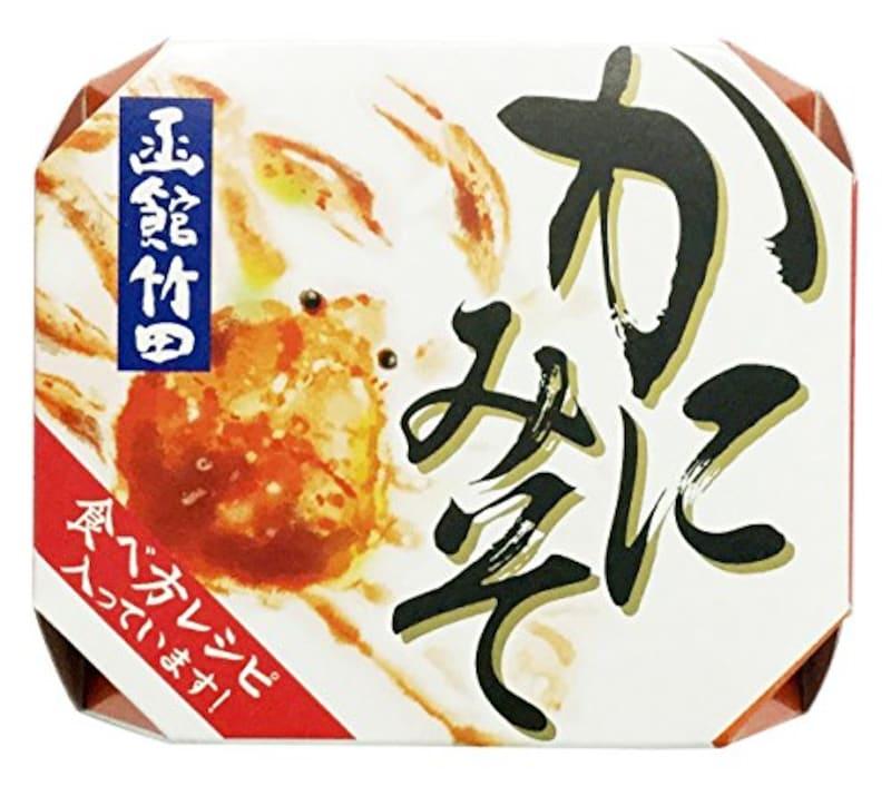 竹田食品,かにみそ 75g
