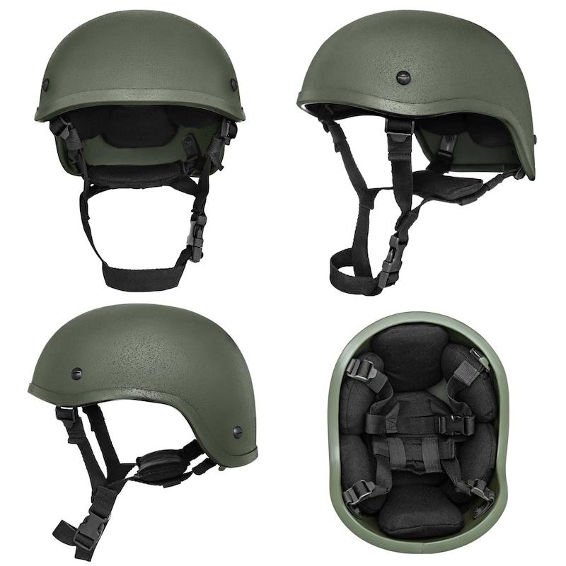 サバゲー用ヘルメットおすすめ人気ランキング10選|ゴーグルと一体型のものも!