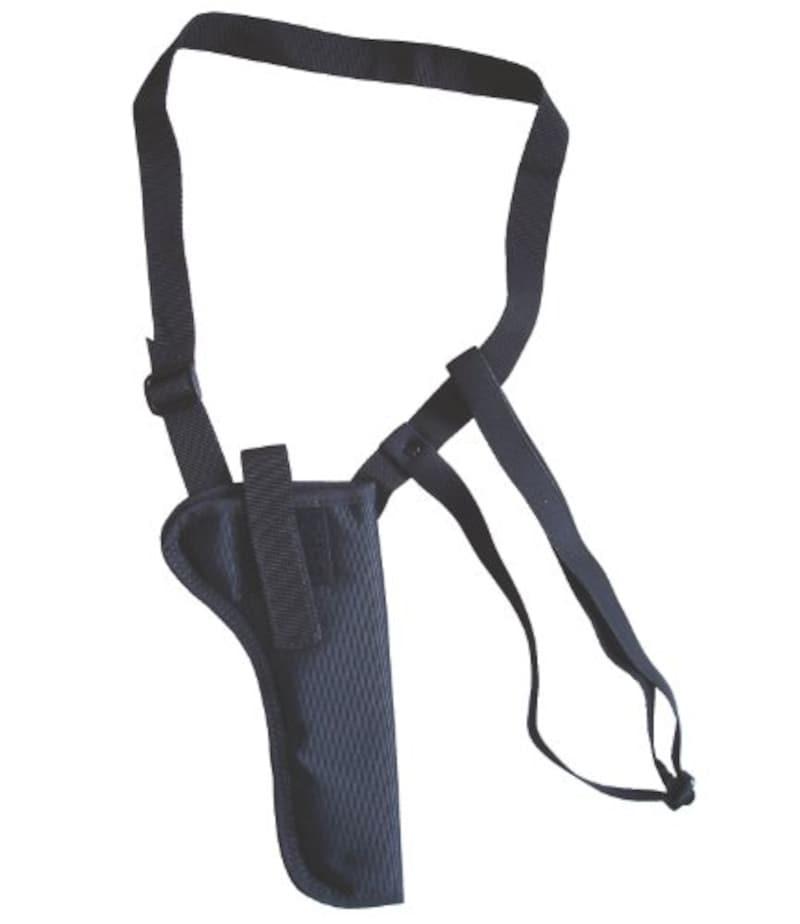 East.A,ショルダーホルスター ナイロン製・ブラック No.184-BK,184-BK