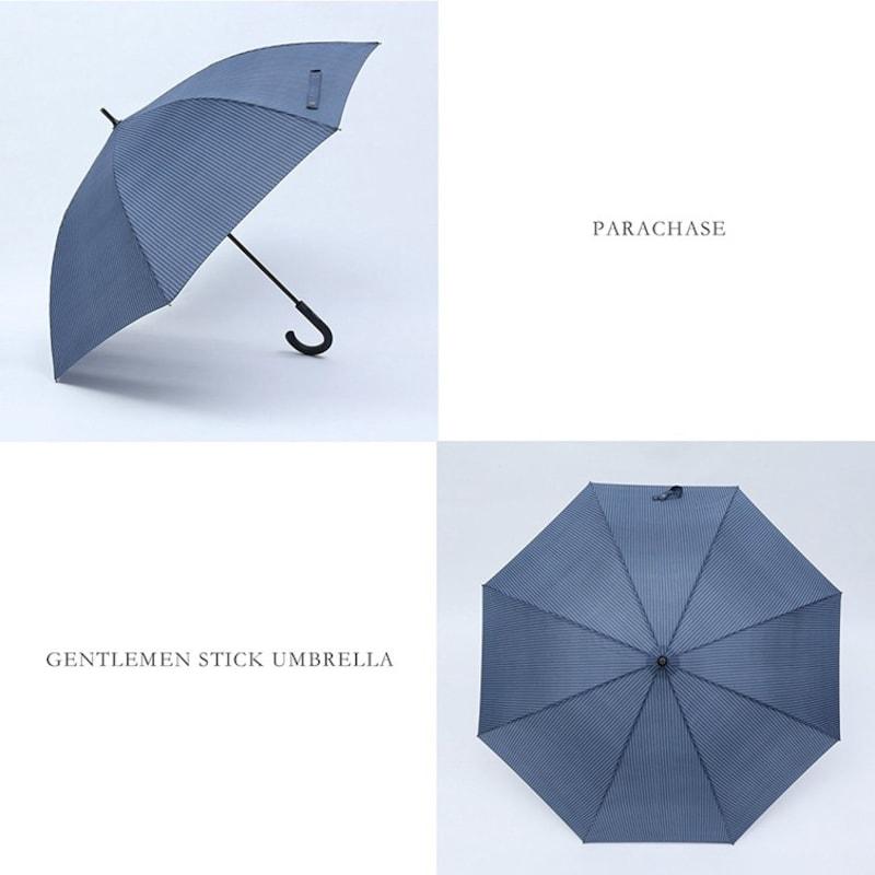 PARACHASE ,メンズ用長傘