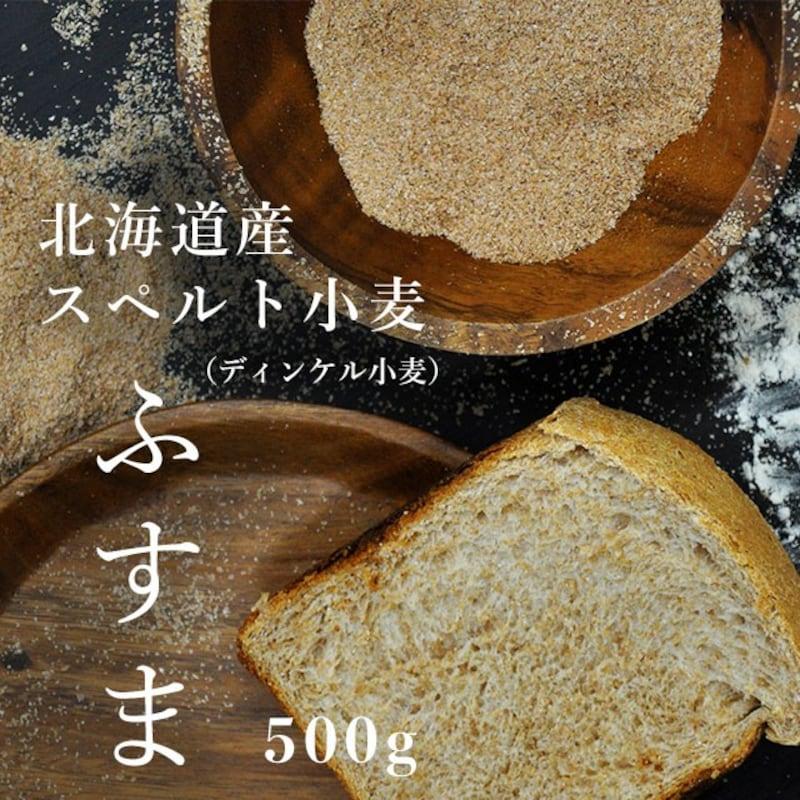 佐藤農場,ペルト小麦ふすま
