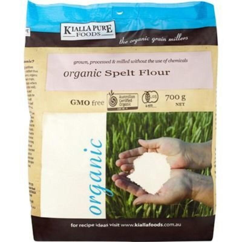 有機スペルト小麦粉