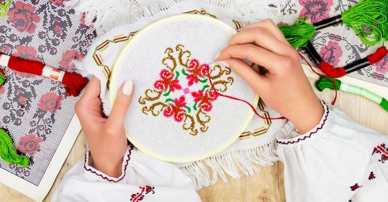 刺繍枠おすすめ人気ランキング10選|10cm前後のサイズが◎