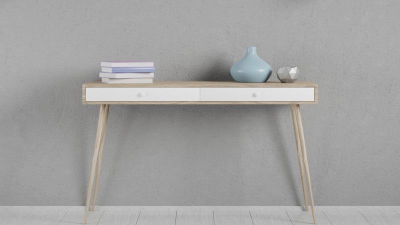 コンソールテーブルおすすめランキング9選|高さと幅を要チェック!