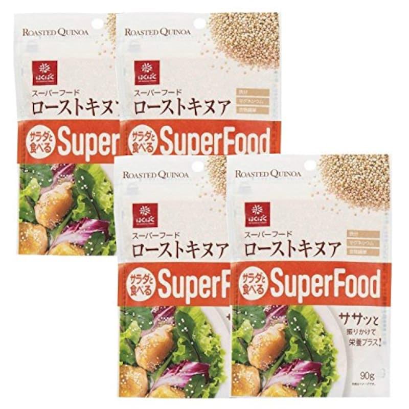 はくばく,サラダと食べるスーパーフード ローストキヌア,B074X1KKTR