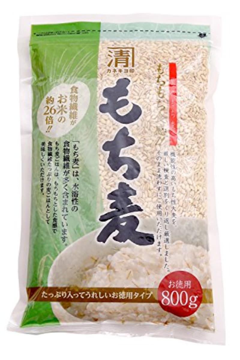 西田精麦,もち麦