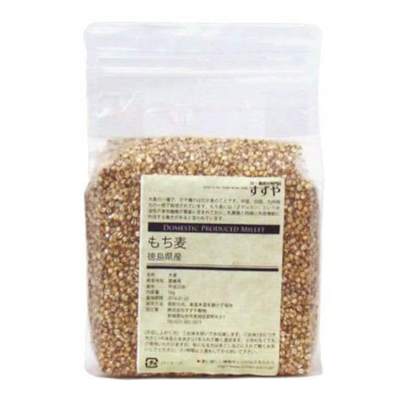 豆・雑穀の専門店すずや,もち麦(ダイシモチ)