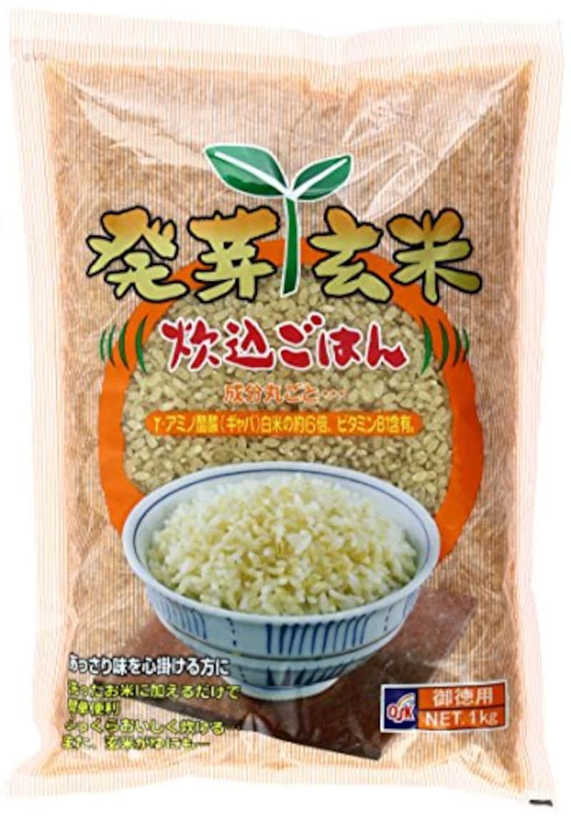 OSK(オーエスケー),徳用 発芽玄米炊込ごはん 1kg