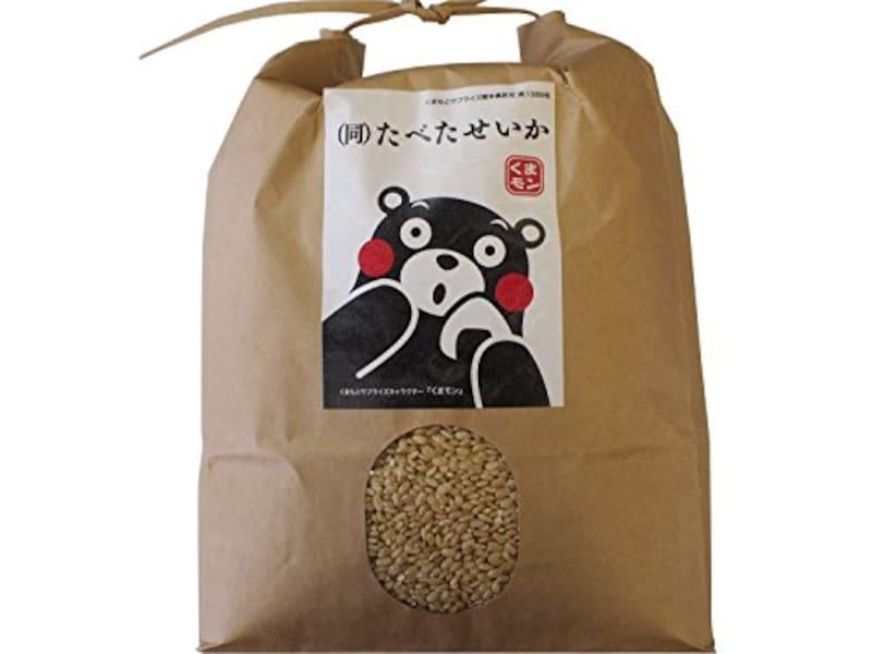 たべたせいか,九州 熊本産 発芽玄米 残留農薬無 3kg