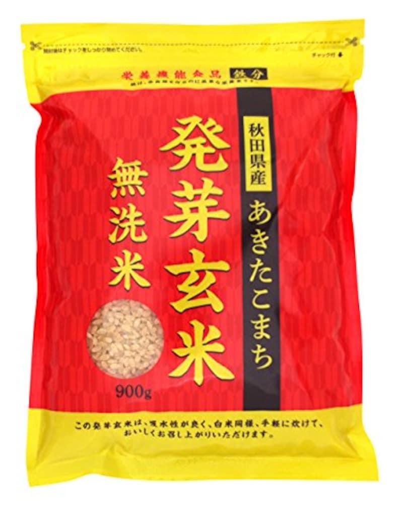 大潟村あきたこまち生産者協会,あきたこまち発芽玄米 900g