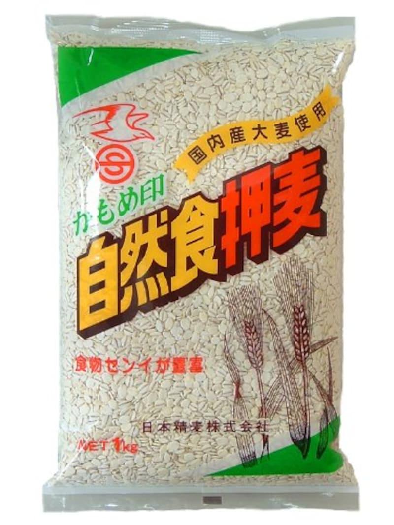 日本精麦,かもめ印押麦