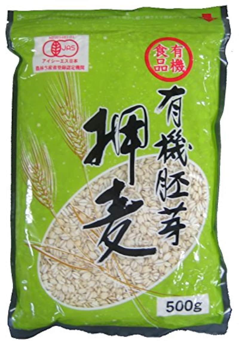 永倉精麦,有機胚芽押麦