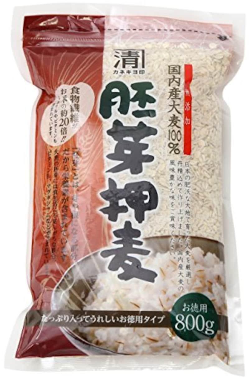 西田精麦,胚芽押麦