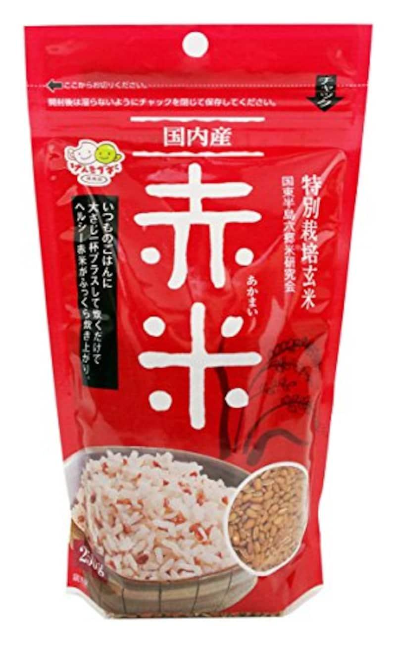 種商,赤米
