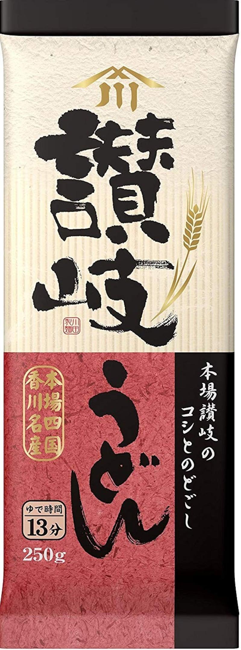 川田製麺,讃岐うどん