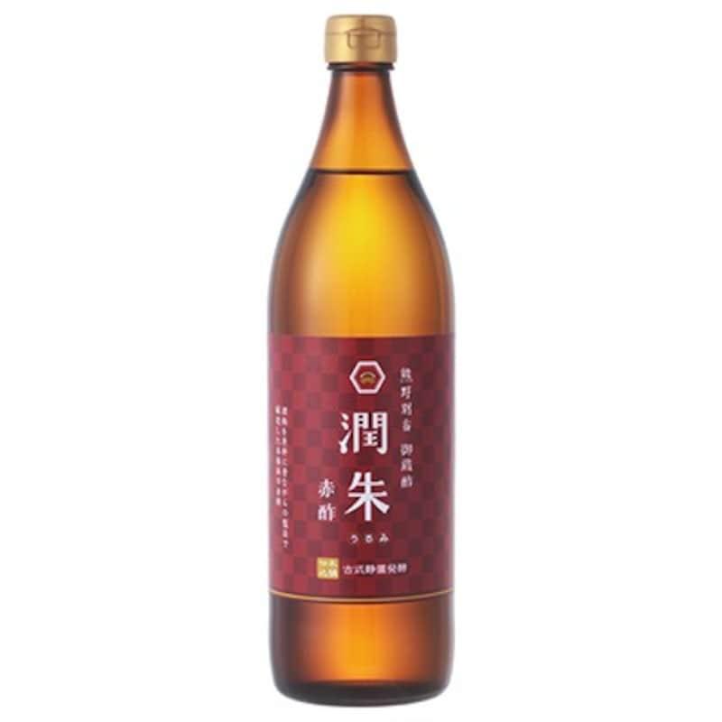 MIKURA(ミクラ),酒粕赤酢  朱音(あかね)900m
