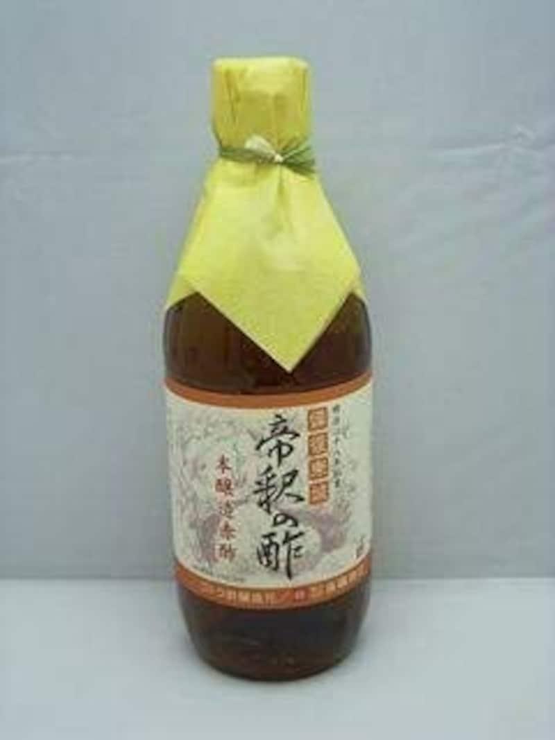 後藤商店,帝釈の酢