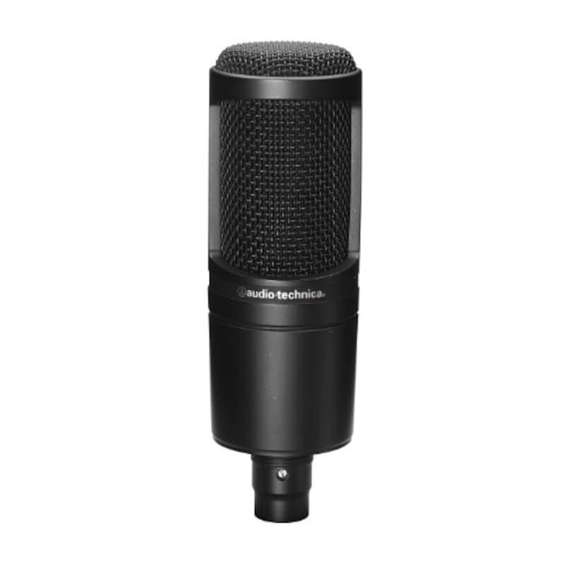Audio Technica(オーディオテクニカ),コンデンサーマイクロホン ,AT2020